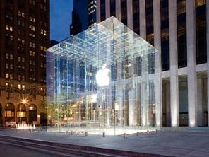 Những hình ảnh ít biết về Apple Store