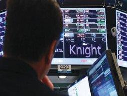Knight Capital có thể phá sản vì sự cố kỹ thuật