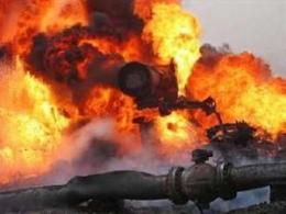 Nổ đường ống dẫn dầu lớn giữa Thổ Nhĩ Kỳ và Iraq
