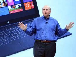 Microsoft sẽ phát triển Surface thế hệ 2