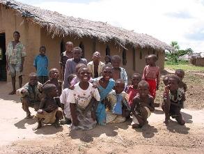 30.000 người Mozambique đối mặt với nạn đói