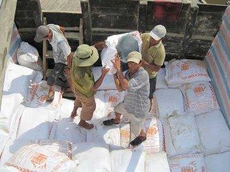 An Giang thu mua gạo tạm trữ đạt trên 90%