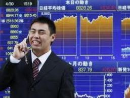 Chứng khoán châu Á tăng trước bài phát biểu của chủ tịch Fed
