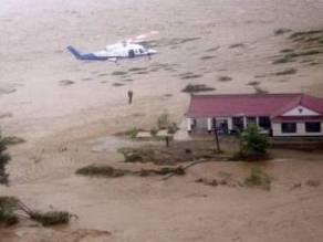 Trung Quốc thiệt hại hơn 1,5 tỷ USD do bão đổ bộ