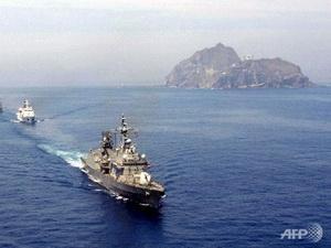 Nhật Bản phản đối Hàn Quốc lập khu huấn luyện quân sự