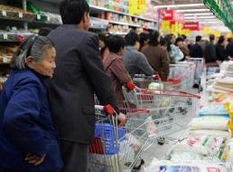 CPI tháng 7 của Trung Quốc thấp nhất 2,5 năm