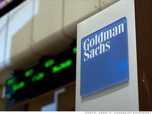 Mỹ sẽ không truy tố ngân hàng Goldman Sachs