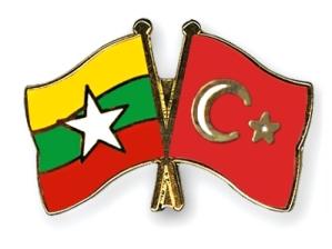 Myanmar và Thổ Nhĩ Kỳ tăng quan hệ song phương