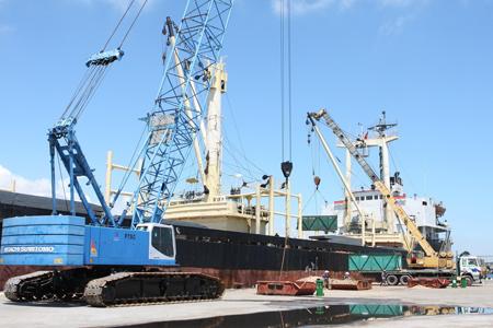 Ký kết hợp đồng tư vấn quy hoạch cảng Dung Quất 2 với đối tác Nhật