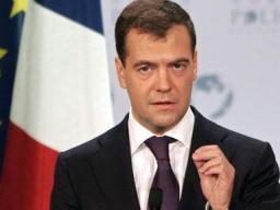 Thủ tướng Nga Medvedev: Trung Quốc đe doạ vùng Viễn Đông