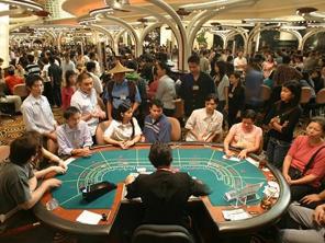 Campuchia muốn thành trung tâm casino tầm cỡ quốc tế