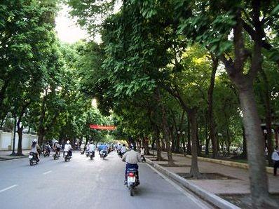 Hà Nội mở rộng đường Trần Phú-Kim Mã vào tháng 10
