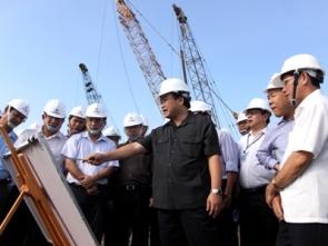 Ưu tiên vốn cho dự án Trung tâm điện lực Duyên Hải