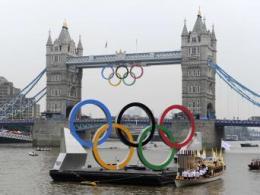 Cận cảnh lễ bế mạc Olympics London 2012