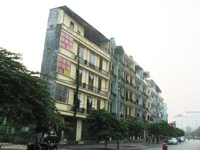 Hà Nội hoàn tất xử lý nhà siêu mỏng trong 2012