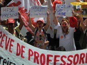 Brazil đối mặt làn sóng đình công lớn