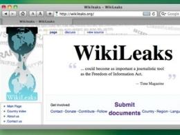 Website của WikiLeaks liên tiếp bị tấn công