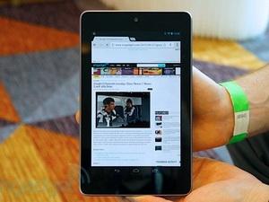 Doanh số Nexus 7 có thể đạt 3 triệu chiếc cuối năm nay