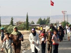 Gần 60.000 người tỵ nạn Syria chạy sang Thổ Nhĩ Kỳ