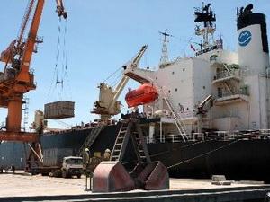Khai thác luồng tàu 30.000 DWT tại cảng Nghi Sơn