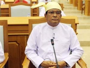 Đô đốc hải quân Myanmar nhậm chức phó tổng thống
