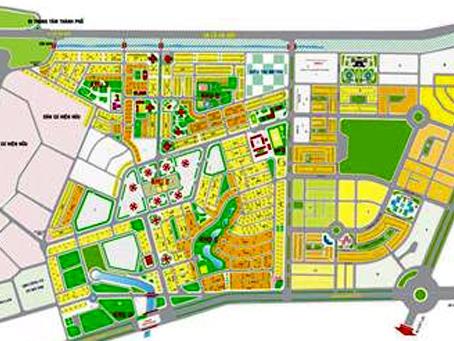Ngưng mua bán đất nền dự án khu đô thị An Phú-An Khánh