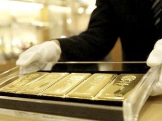 Giá vàng thị trường châu Á tiếp tục tăng
