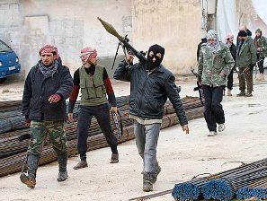 Phe đối lập Syria kêu gọi ngừng bắn