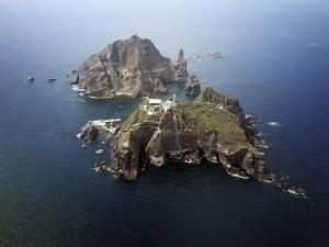 Nhật Bản dừng phát phim Hàn Quốc do tranh chấp đảo