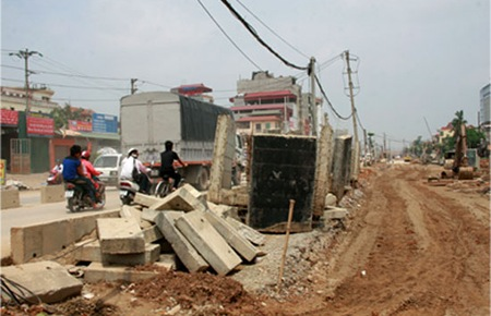 Hà Nội xây hai khu tái định cư mở rộng tại huyện Từ Liêm