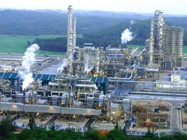 Nhà máy lọc dầu Dung Quất vận hành trở lại