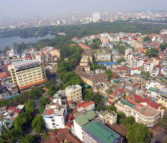 Nghiên cứu quy hoạch thêm 3 tỉnh vào vùng Thủ đô đến 2020