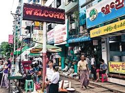 Công ty Mỹ đổ xô trở lại Myanmar