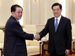 Nội dung cuộc gặp hai nhà lãnh đạo Trung Quốc-Triều Tiên