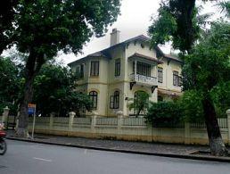 Giá biệt thự cổ tại Hà Nội lên tới 800 triệu đồng/m2