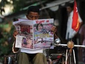 Myanmar chấm dứt kiểm duyệt truyền thông