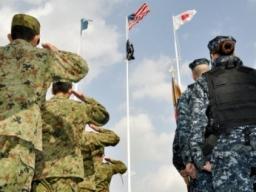 Mỹ, Nhật Bản sắp tập trận chung tại đảo tranh chấp với Trung Quốc