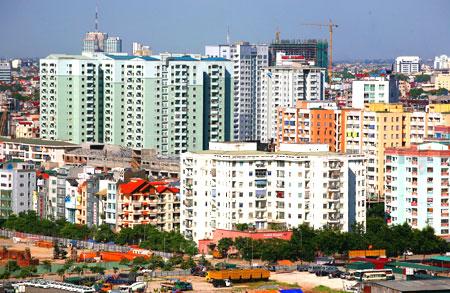 Hà Nội sắp có chỉ số giá thị trường bất động sản