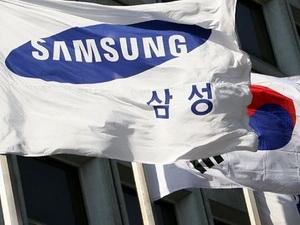 Cổ phiếu Samsung sụt giảm sau 1 tháng thăng hoa