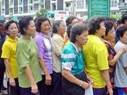 Thái Lan đối mặt với nguy cơ già hóa dân số