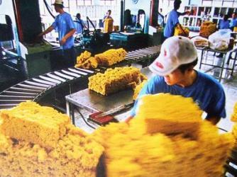 Giá cao su Tocom phục hồi theo đà tăng của chứng khoán châu Á