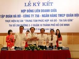 HDG ký hợp đồng liên doanh thực hiện dự án 5.000 tỷ đồng