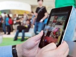 Sức tiêu thụ Nexus 7 vượt ngoài kỳ vọng của Google
