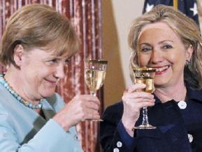 Bà Merkel là phụ nữ quyền lực nhất thế giới
