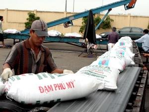 Việt Nam đẩy mạnh xuất khẩu phân bón vào ASEAN