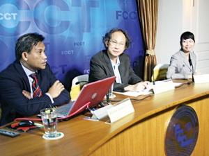 Thái Lan tổ chức hội thảo về tranh chấp ở Biển Đông