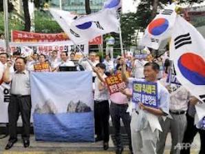 Nhật Bản phản ứng việc Hàn Quốc dọa trả công hàm