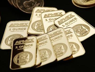 Giá vàng vượt 1.650 USD/oz sau biên bản họp của Fed