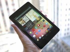 Google Nexus 7 giảm giá tại Việt Nam