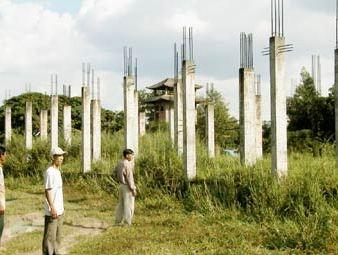 Long An sẽ thu hồi thêm trên 1.000 ha đất dự án treo